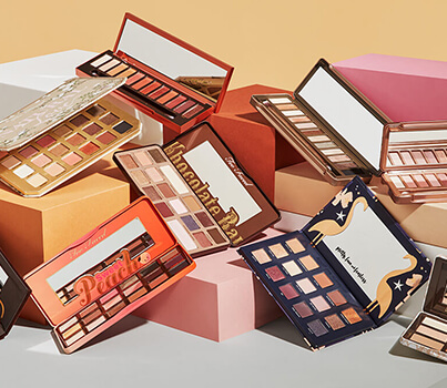 The powerful palettes MECCA HQ can't live without
