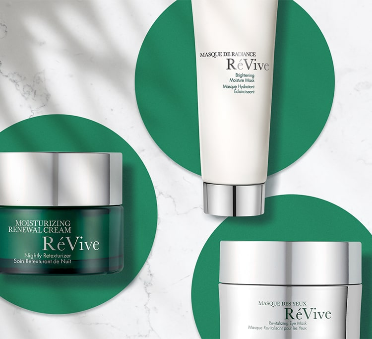 MECCA's edit from RéVive: the top 3 products to try now
