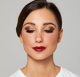 Mecca PRO is a dramatic, transformational look fitting of a special occasion or when you want to be a bombshell. Think flawless complexion, contoured cheeks ...