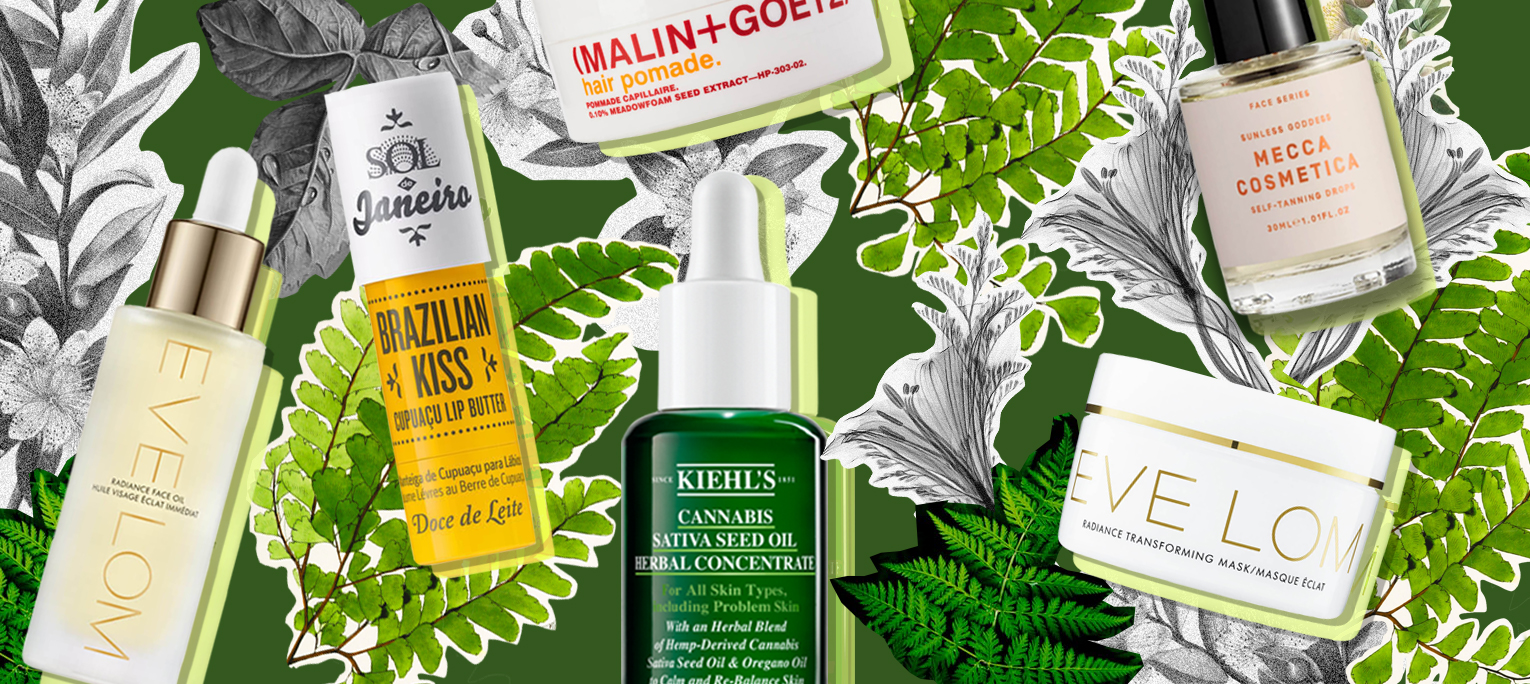 Why Cannabis Sativa Seed Oil is the skincare ingredient you need right now