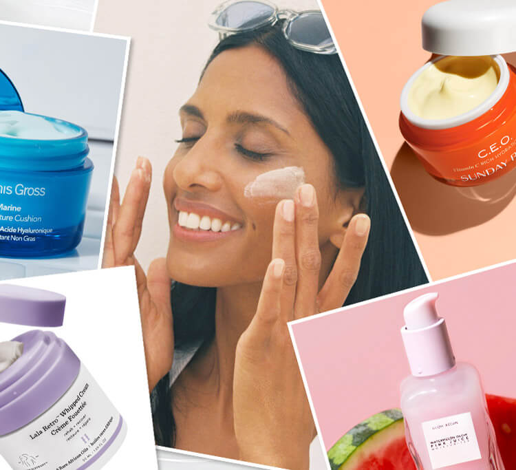 The 10 bestselling moisturisers at MECCA (and what we love about them)