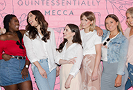 Meet our Official MECCA Beauty Junkies