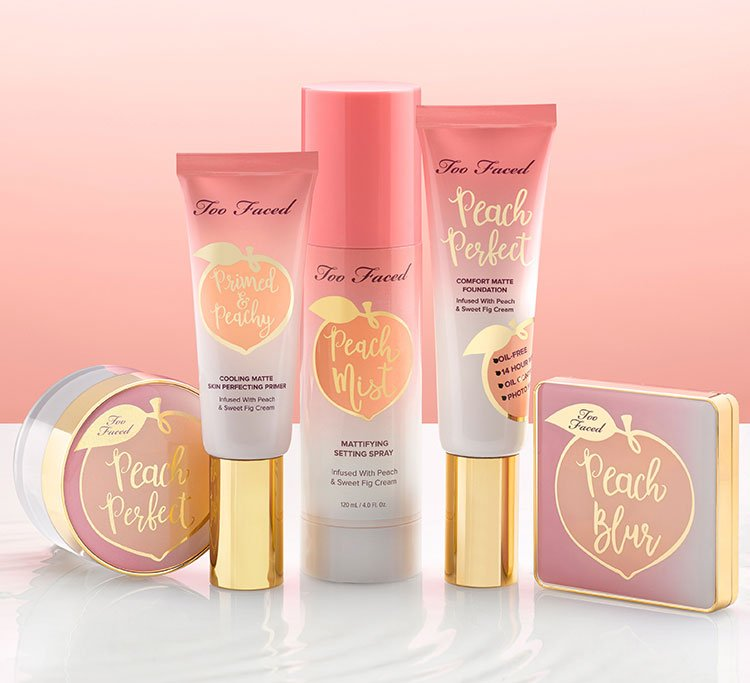 Peaches and Cream Collection