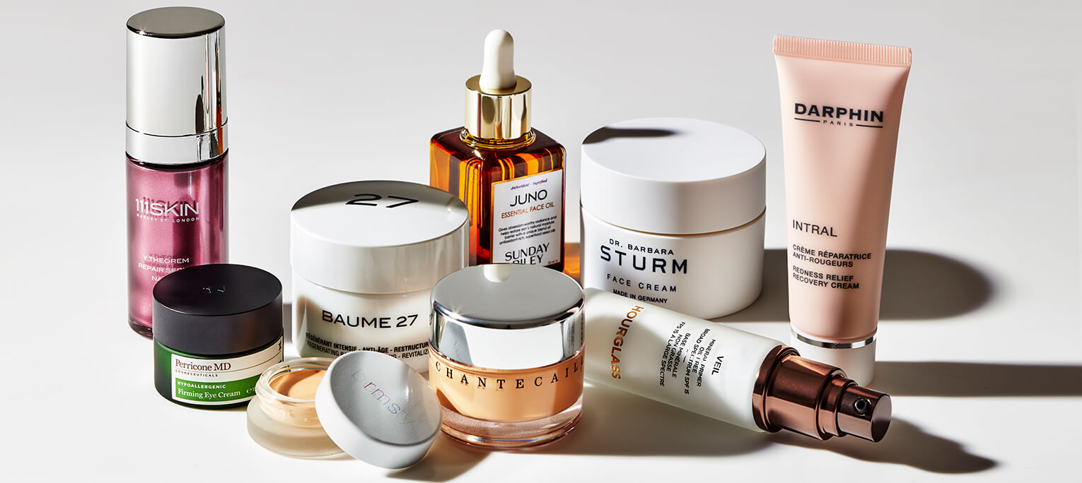 The Nine Best Products For Sensitive Skin The Memo