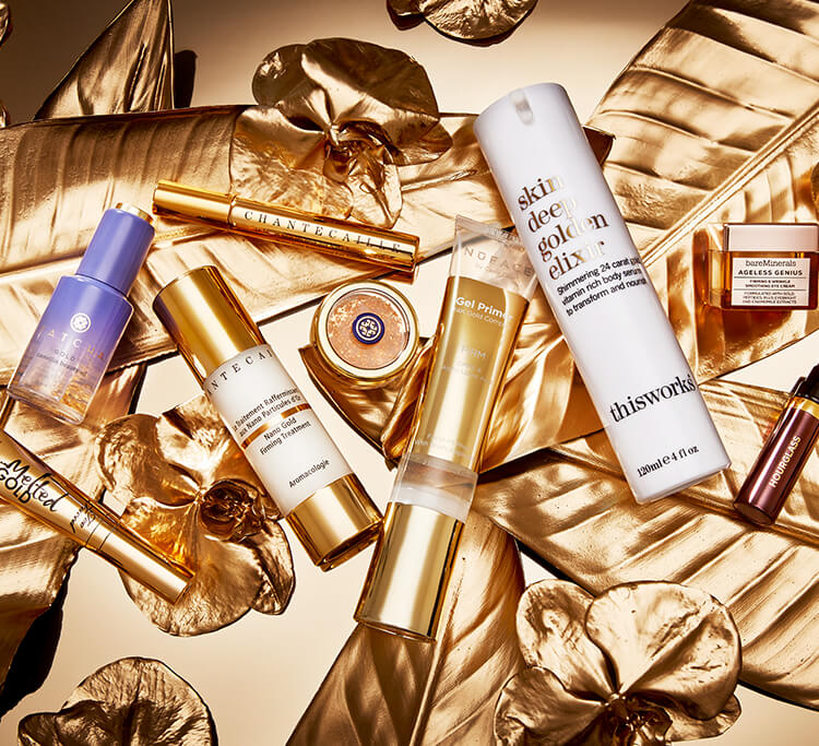 Why gold is good for your skin