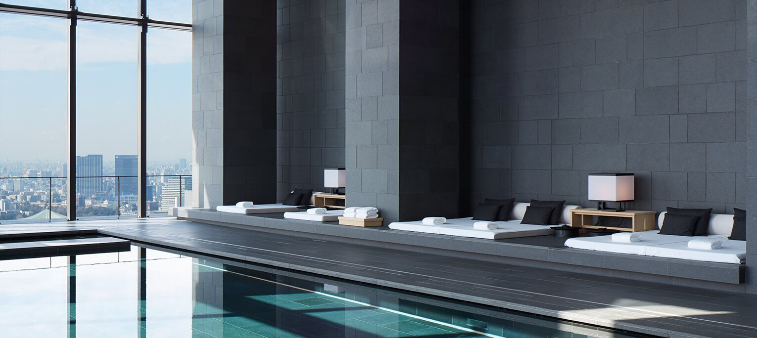 The World's Most Breathtaking Spa And Tokyo Tips