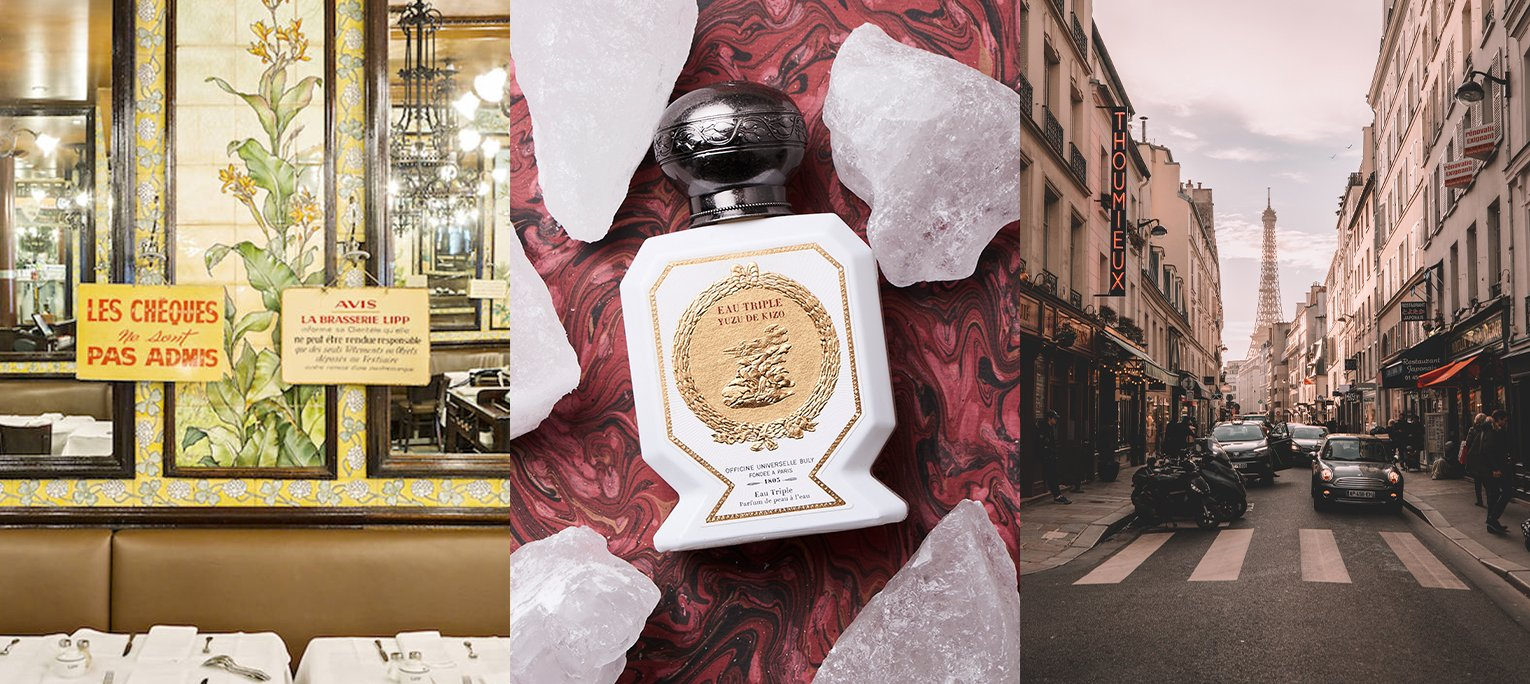 An insider's guide to Paris from the Buly 1803 founders