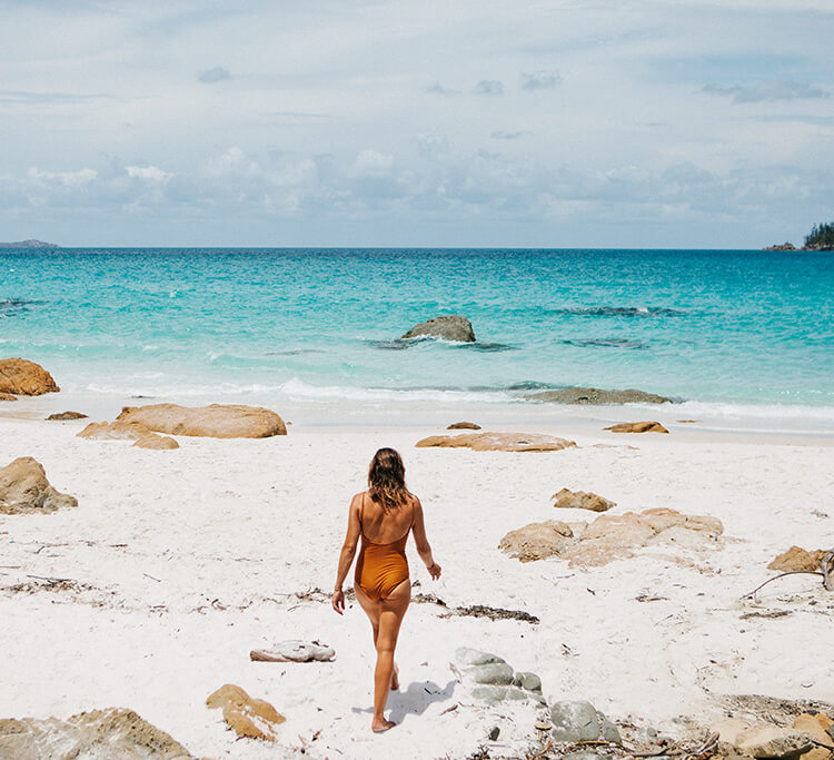 The prettiest swimming spots in Australia and what to pack