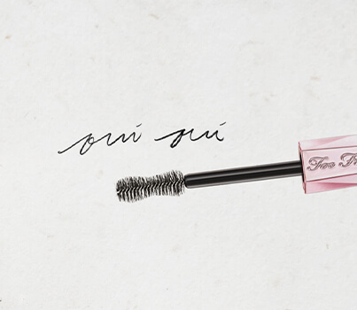 How Too Faced's Damn Girl mascara converted a non-mascara girl