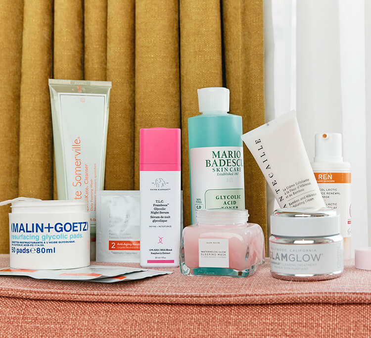 Why glycolic is the best exfoliating ingredient