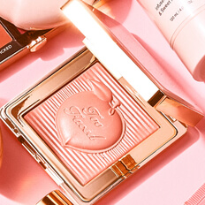 Peach Blur Finishing Powder