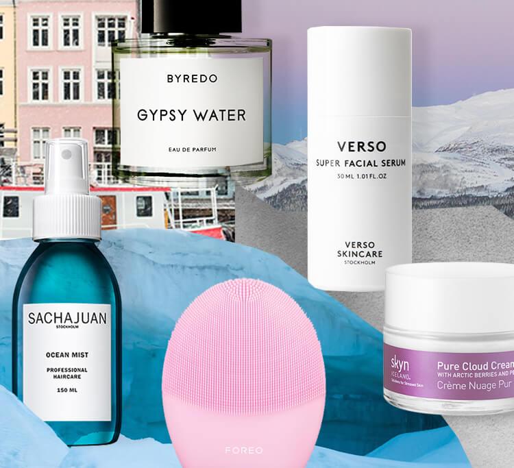 All about cool-chic Scandinavian beauty brands
