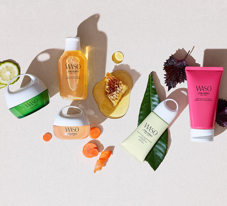Add some zest to your skincare with this Japanese superfood collection