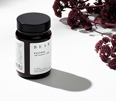 BEAR VITAMINS WILL CHANGE THE WAY YOU LIVE AND FEEL IN ONE STEP