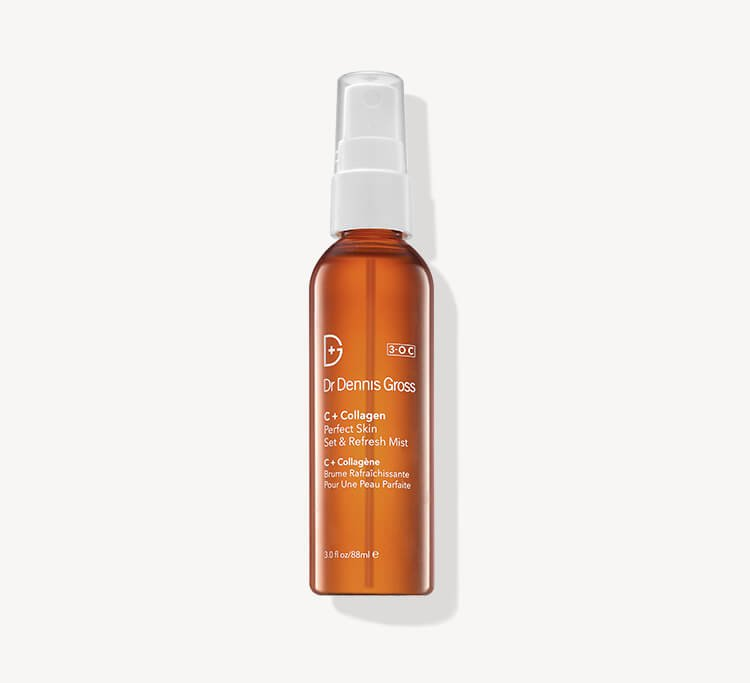 DDG C+ Perfect Set and Refresh Skin Mist at MECCA