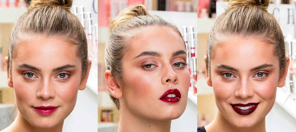 How To | Work The New Cherry Lip