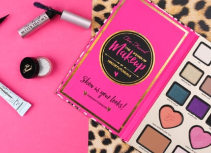 WE'RE ALL TALKING ABOUT... NIKKIETUTORIALS X TOO FACED