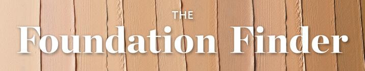 The Foundation Finder