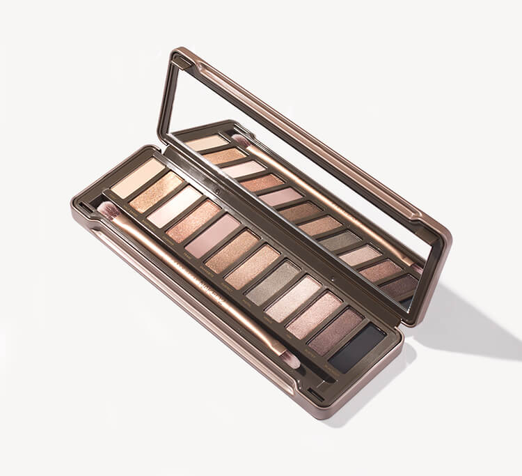 Naked2 Eyeshadow Palette at MECCA