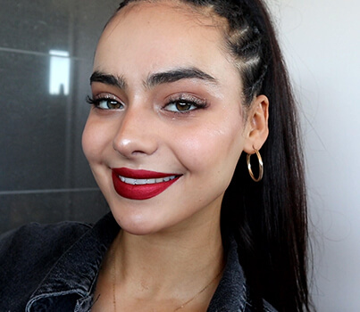 Aubri Ibrag's first impressions of our Holiday beauty launches