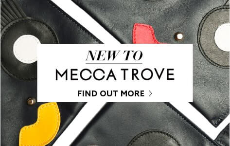 New To MECCA TROVE | Find Out More