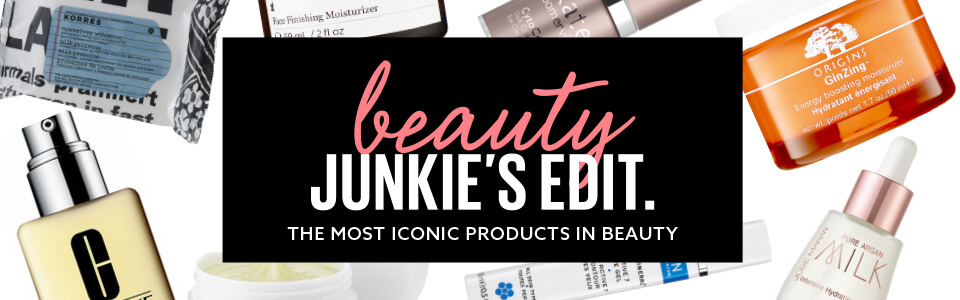 Beauty Junkie's Edit