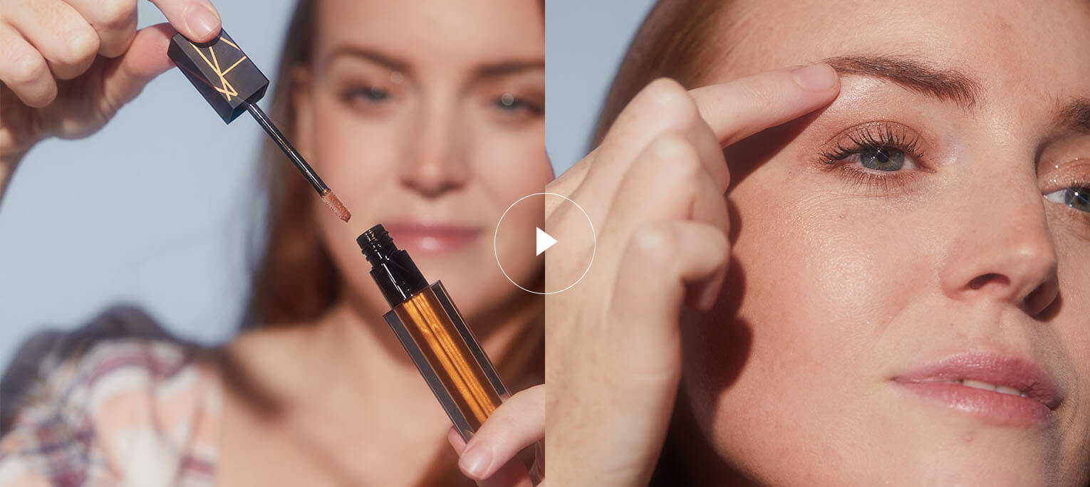 Watch: how to achieve a bronzed glow up (like you've been outside)