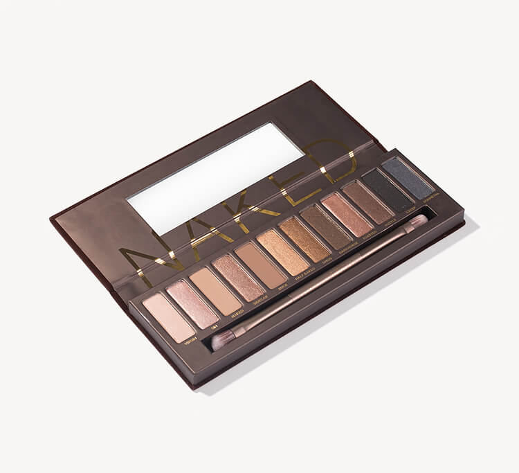 Urban Decay Naked Eyeshadow Palette at MECCA