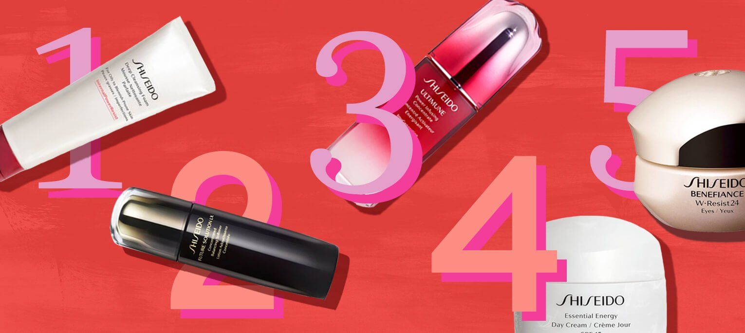Ready to try Shiseido? Start with these 5 skin-changing products
