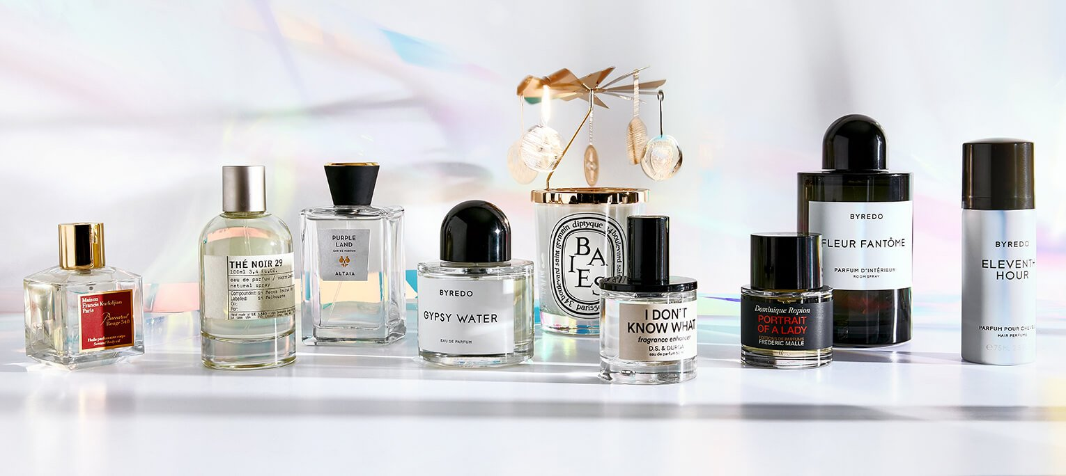 Our guide to buying fragrance as a gift