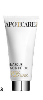 NEW Apot.Care | Mask Noir Detox