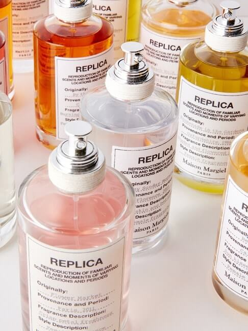 Discover Replica, the newest fragrance collection by Maison Margiela at MECCA