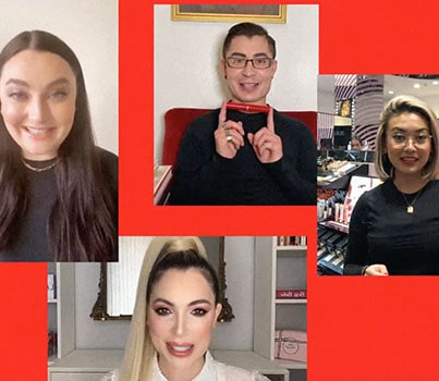 Watch: Here's what our Brand Founders & MECCA Team Members had to say about our Beauty Election Best Mascara finalists