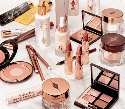 MECCA'S top 5 charlotte tilbury products