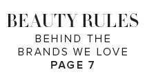 Beauty Rules Behind the Brands we Love