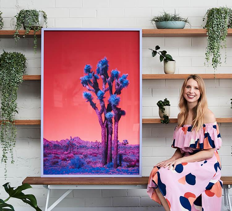Photographer Kate Ballis sees the world in vivid colour