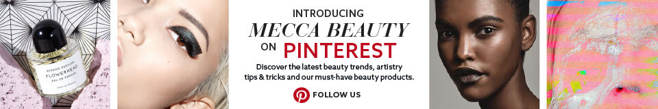 Introducing MECCA Beauty on Pinterest