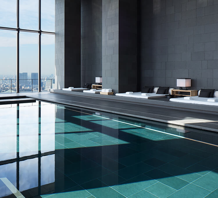 THE WORLD'S MOST BREATHTAKING SPA AND OTHER TOKYO TIPS