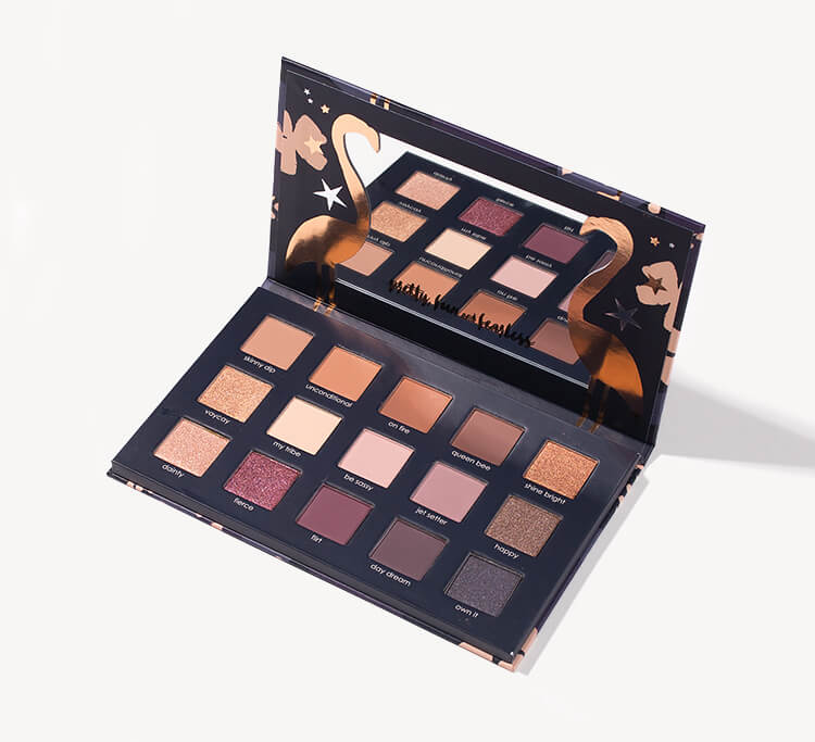 Ciaté Chloe Morello Pretty, Fun & Fearless Palette at MECCA
