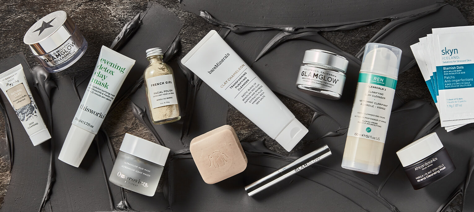 Why mud is skin care's dirty little secret
