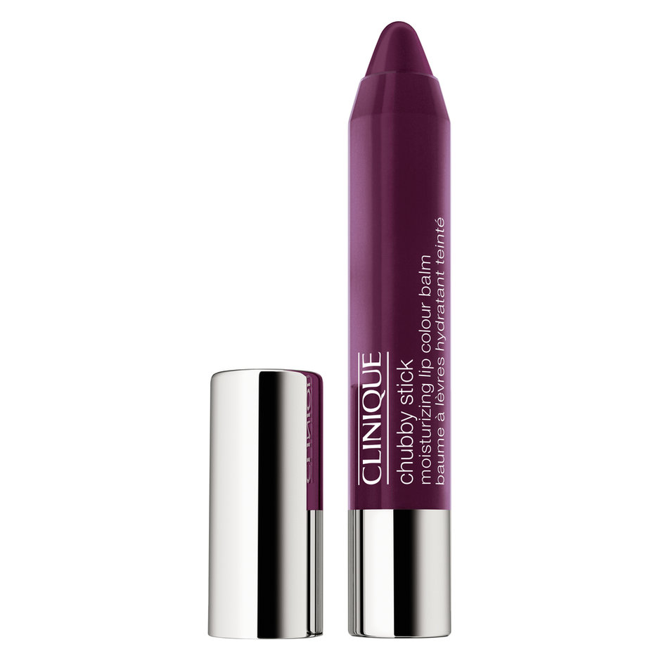 Clinique - Chubby Stick Moisturizing Lip Colour Balm - Voluptuous Violet