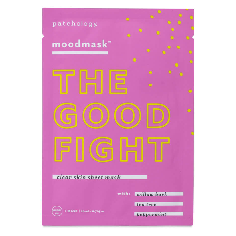 Patchology - THE GOOD FIGHT SHEET MASK