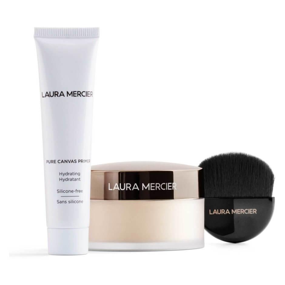 Laura Mercier - Exclusive Translucent Loose Setting Powder Glow Set