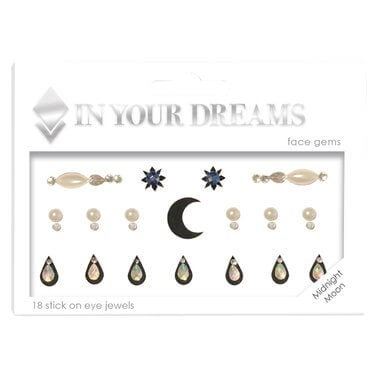 In Your Dreams - FACE GEMS MIDNIGHT MOON