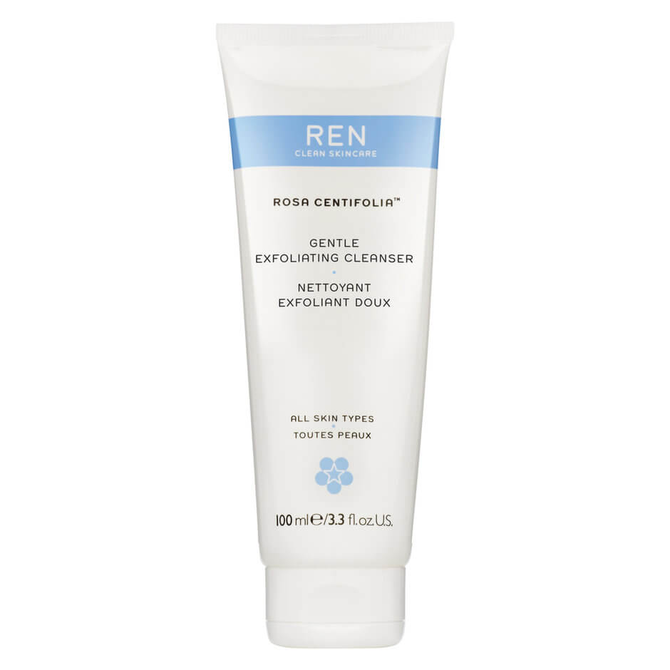 Ren - Rosa Gentle Exf Cleanser 100ml