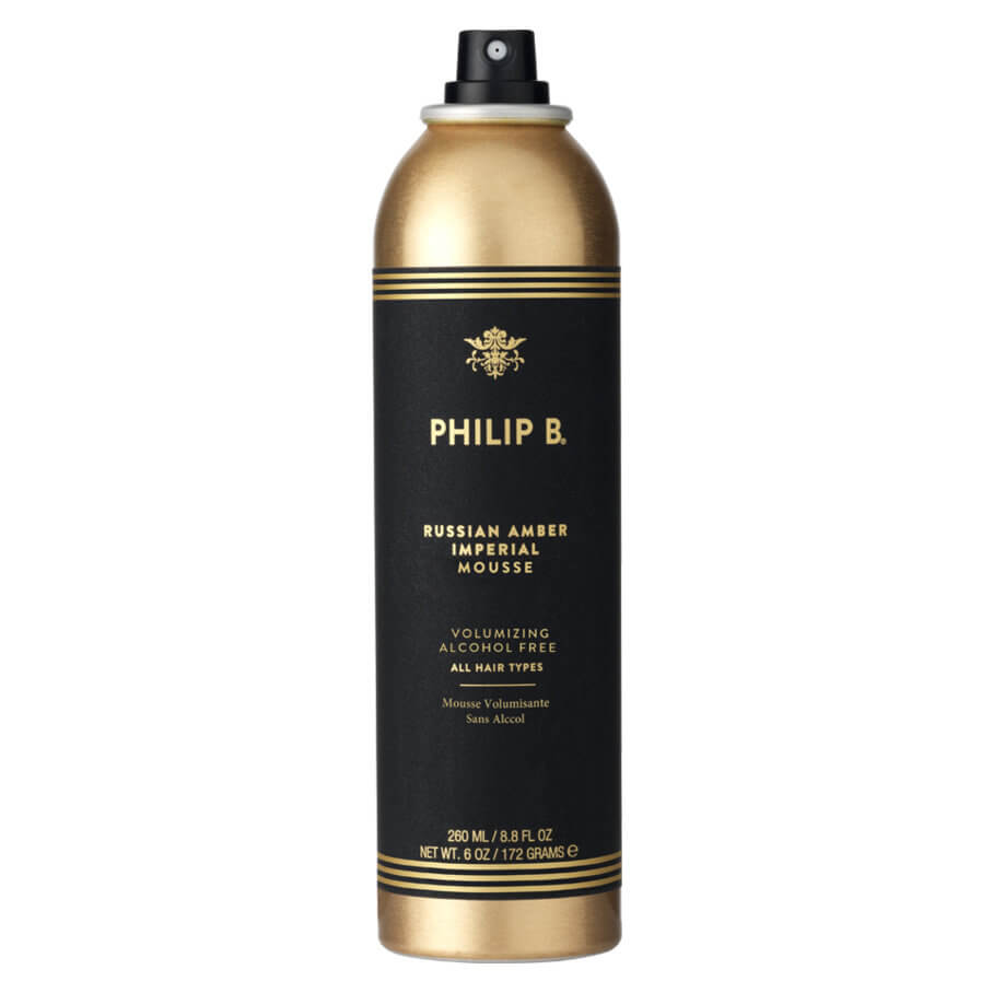 Philip B. - Russian Amber Imperial Mousse