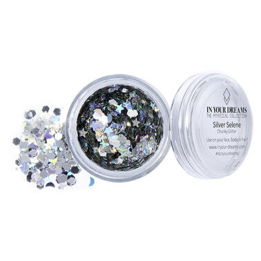 In Your Dreams - GLITTER SILVER SELENE