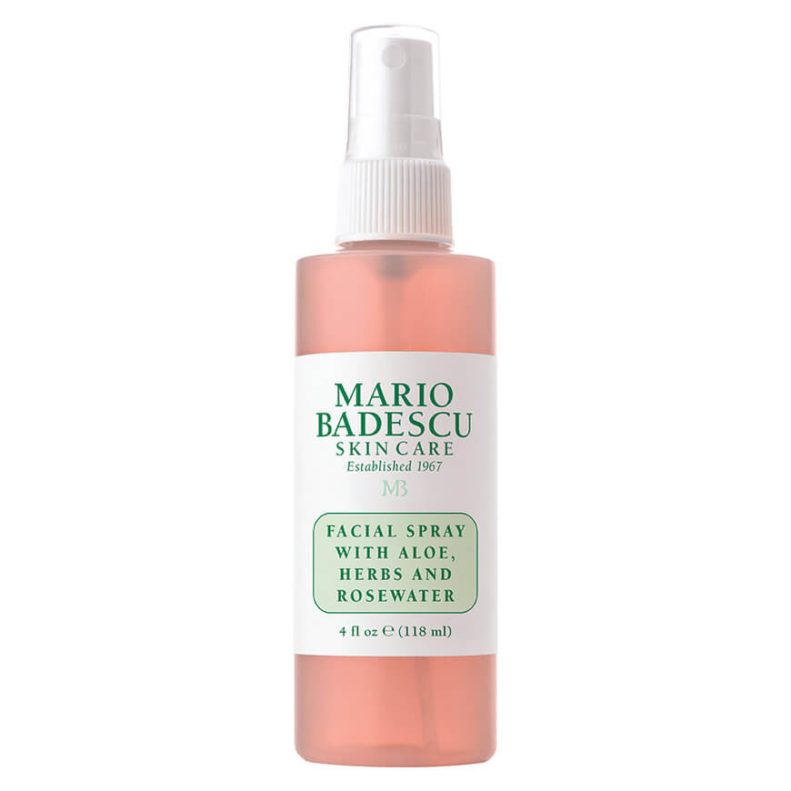Mario Badescu - Facial Spray With Aloe, Herbs & Rosewater - 236 mL
