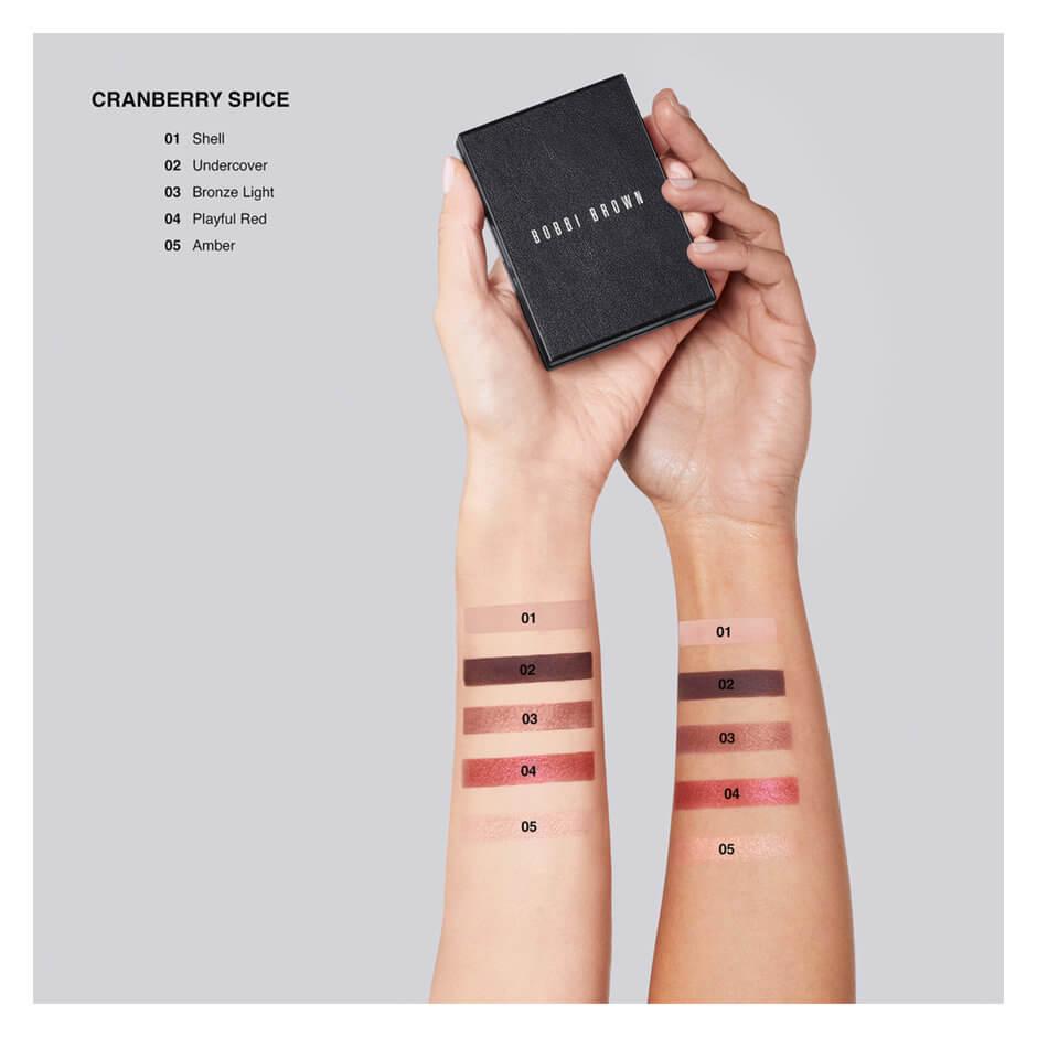 Bobbi Brown - The Essentials Multicolor Eyeshadow Palette - Cranberry Spice