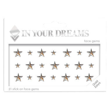 In Your Dreams - FACE GEMS GOLD ZORYA